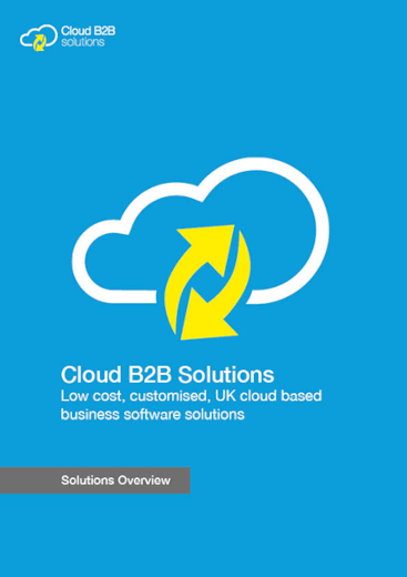 Cloud B2B - Solutions Overview
